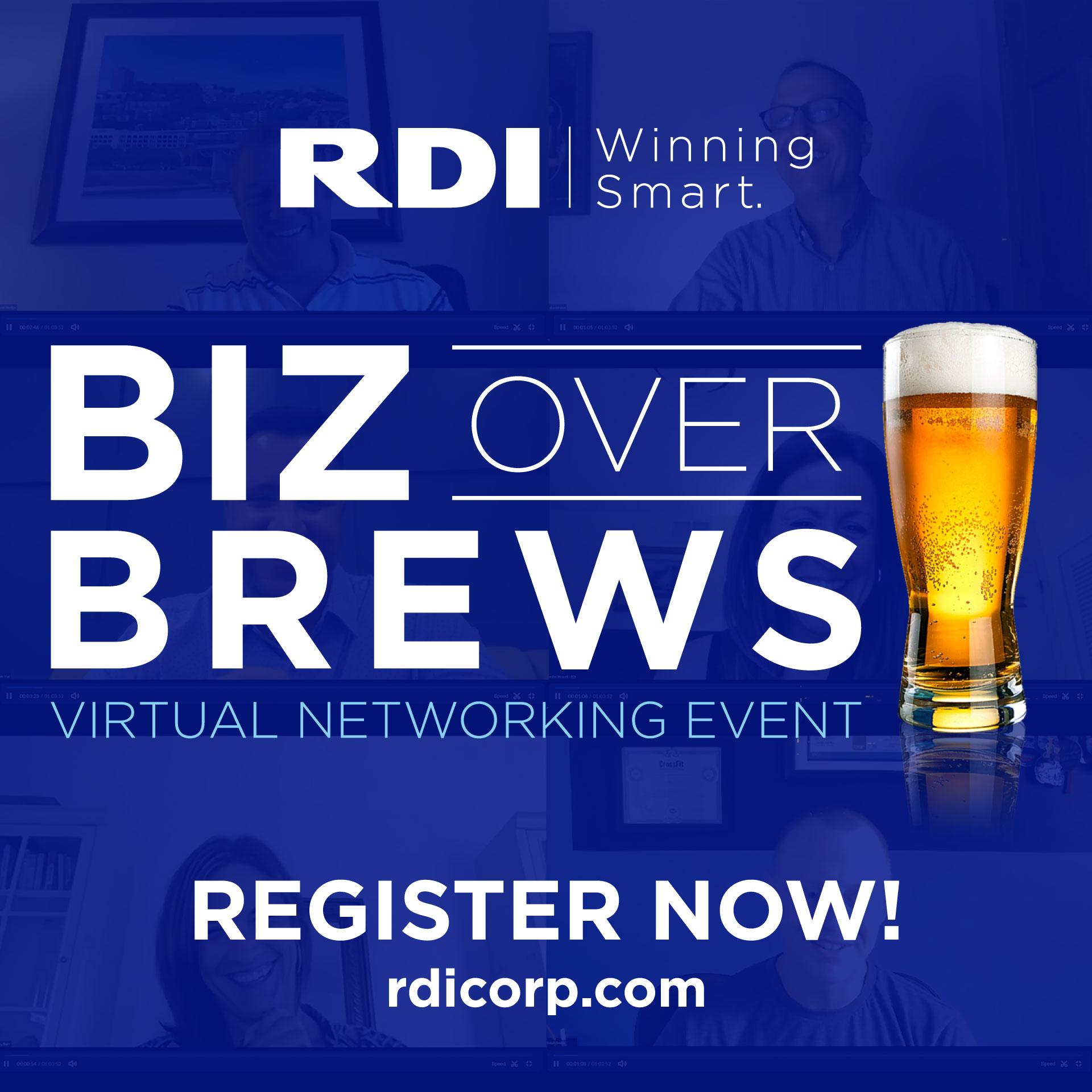 Biz Over Brews: Winning Smart