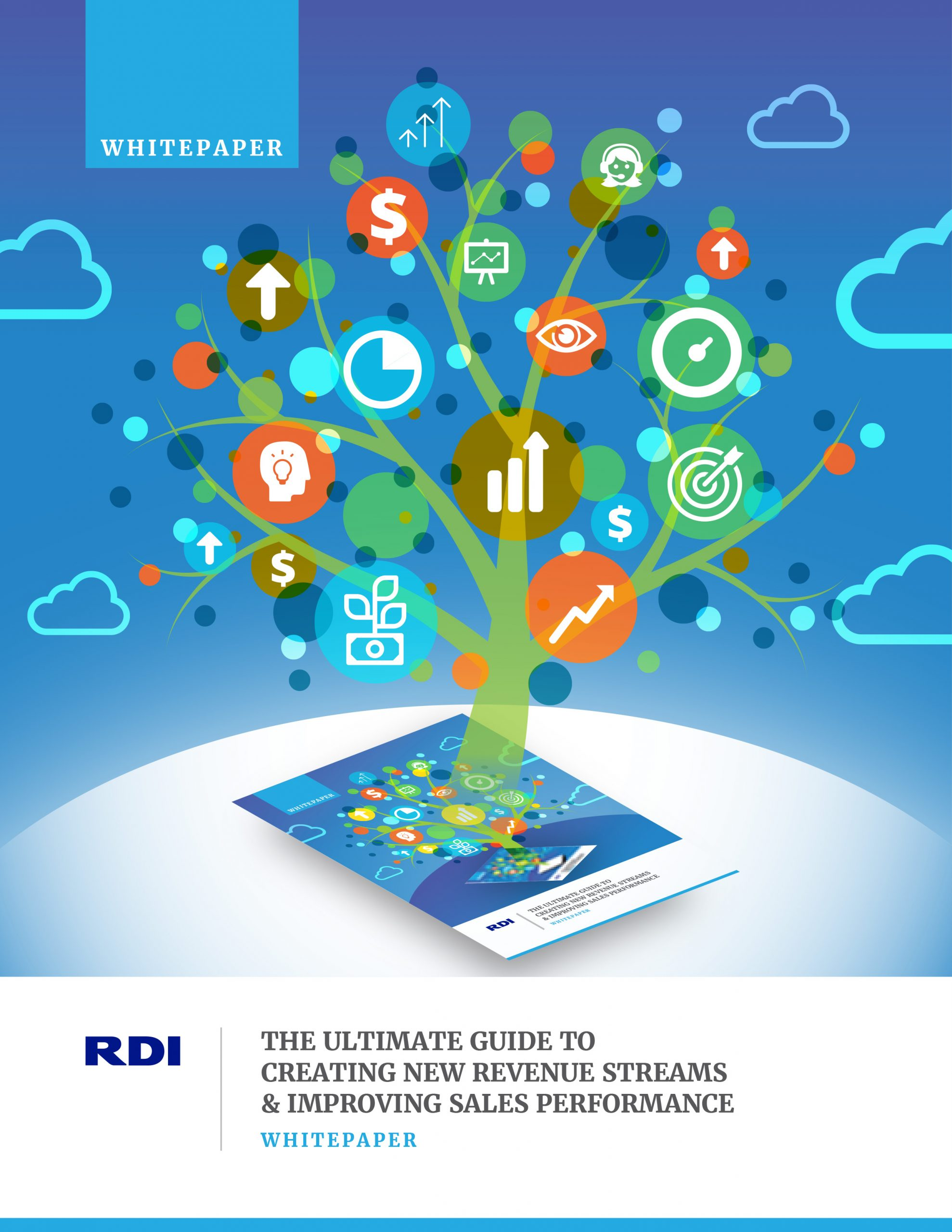 The Ultimate Guide to Creating New Revenue Streams & Improving Sales Performance