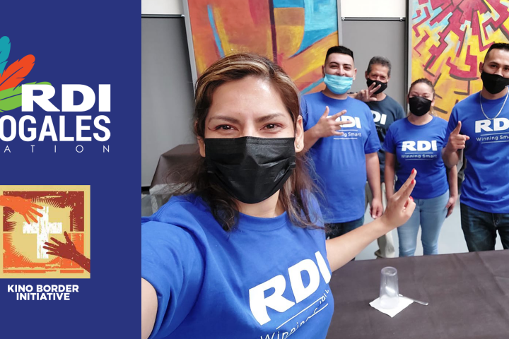 RDI Connect blog - RDI Connect Contact Center in Nogales Mexico Impacts Lives Through Volunteering at Kino